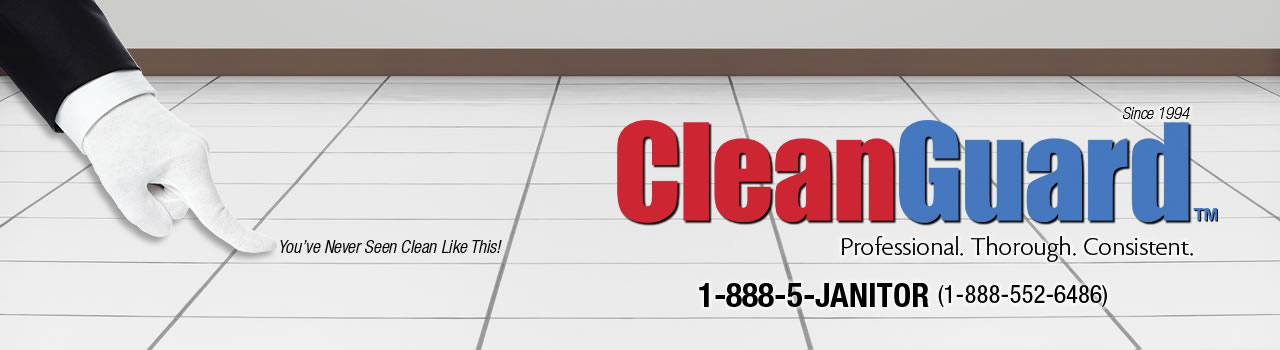 CleanGuard - you've never seen clean like this!